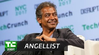Innovating on Innovation with AngelList's Naval Ravikant | Disrupt NY 2017