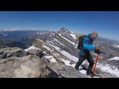 Klettersteig Eggishorn : Eggishorn klettersteig m youtube