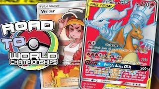 MY MADISON REGIONALS deck: Reshiram & Charizard GX deck profile! [Pokemon TCG Online]