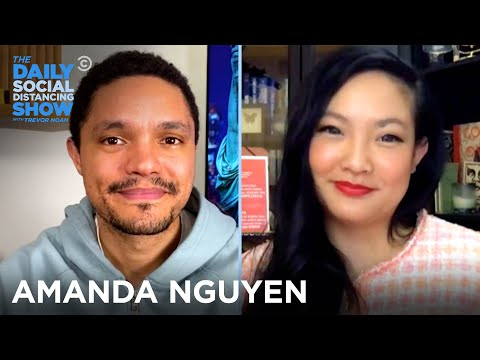 Amanda Nguyen – Supporting Sexual Assault Survivors Amid COVID-19 | The Daily Social Distancing Show