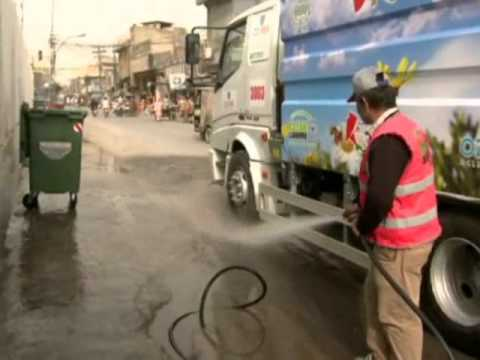 Punjab Solid Waste Management System .wmv