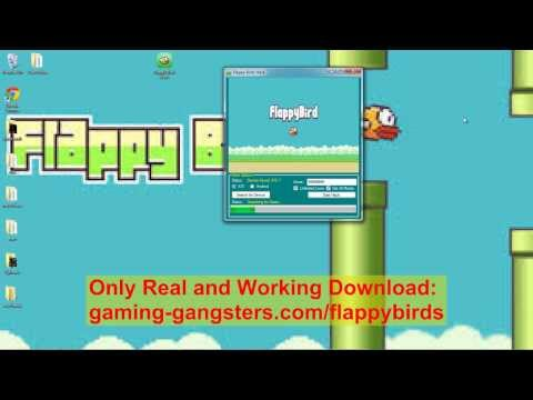 Flappy Bird Glitch IOS&Android Must SEE Flappy Birds Free Download Cheats + Hacks!