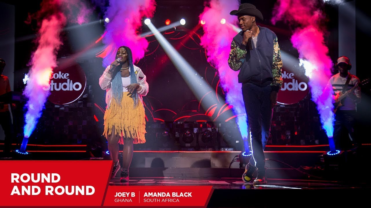 Image result for Amanda Black & Joey B – Round & Round