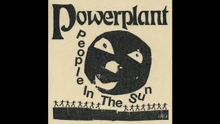 Powerplant - People in the Sun (2019) [Remastered] [UK; Synth-Punk]