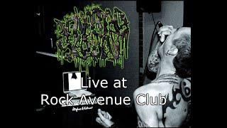 INVERTED SCROTUM - Live - Rock Ave Gillingham - 26.02.16