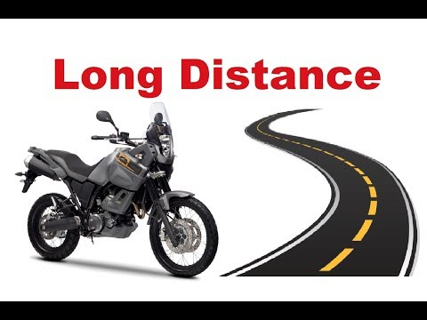 10 Tips for riding Motorcycle on a long Distance - fixed audio