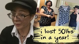 How I lost 50 lbs at 47 years old | My Weight Loss Journey