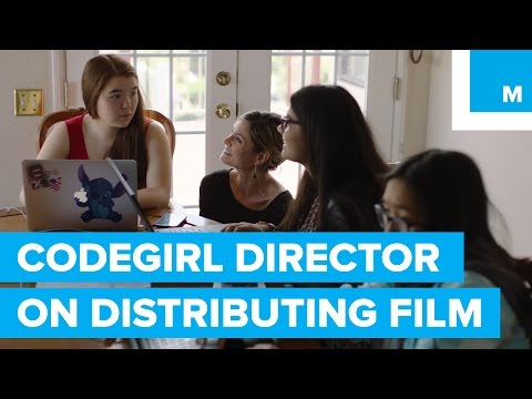 'CodeGirl' Director Talks About Film Distribution