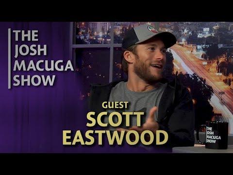 The Josh Macuga Show - Scott Eastwood - I'm Nightwing!