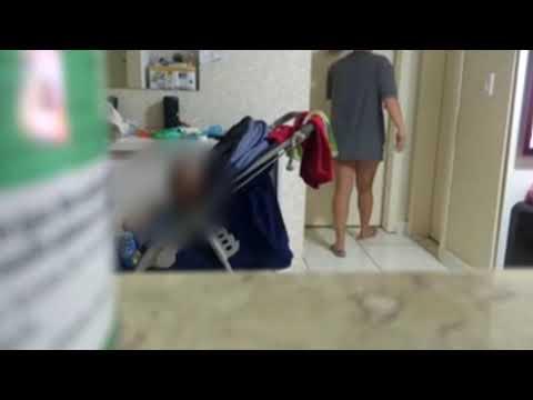 Rolando na net: Mulher flagra marido e amiga nus na cama, prepara câmera e atira