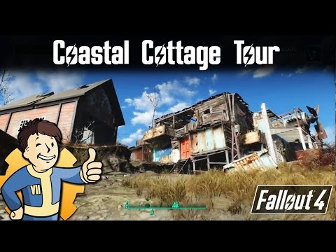 Fallout 4: Coastal Cottage Tour