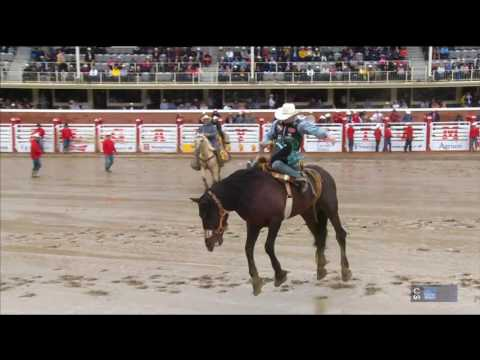 Calgary Stampede Roving Reporter - Things To Know: Saddlebronc Crawley Brothers