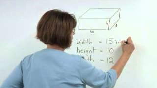 How to Find Volume in Cubic Feet