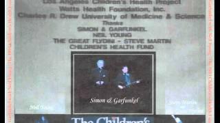 Simon & Garfunkel Live 1993  Cecilia