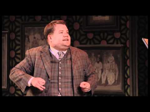 "Show Clips: ""One Man, Two Guvnors"" starring James Corden"