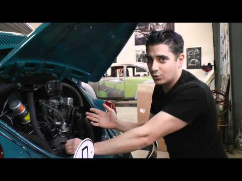 How to Buy a Vintage Classic VW Beetle Bug Reloaded PT.8