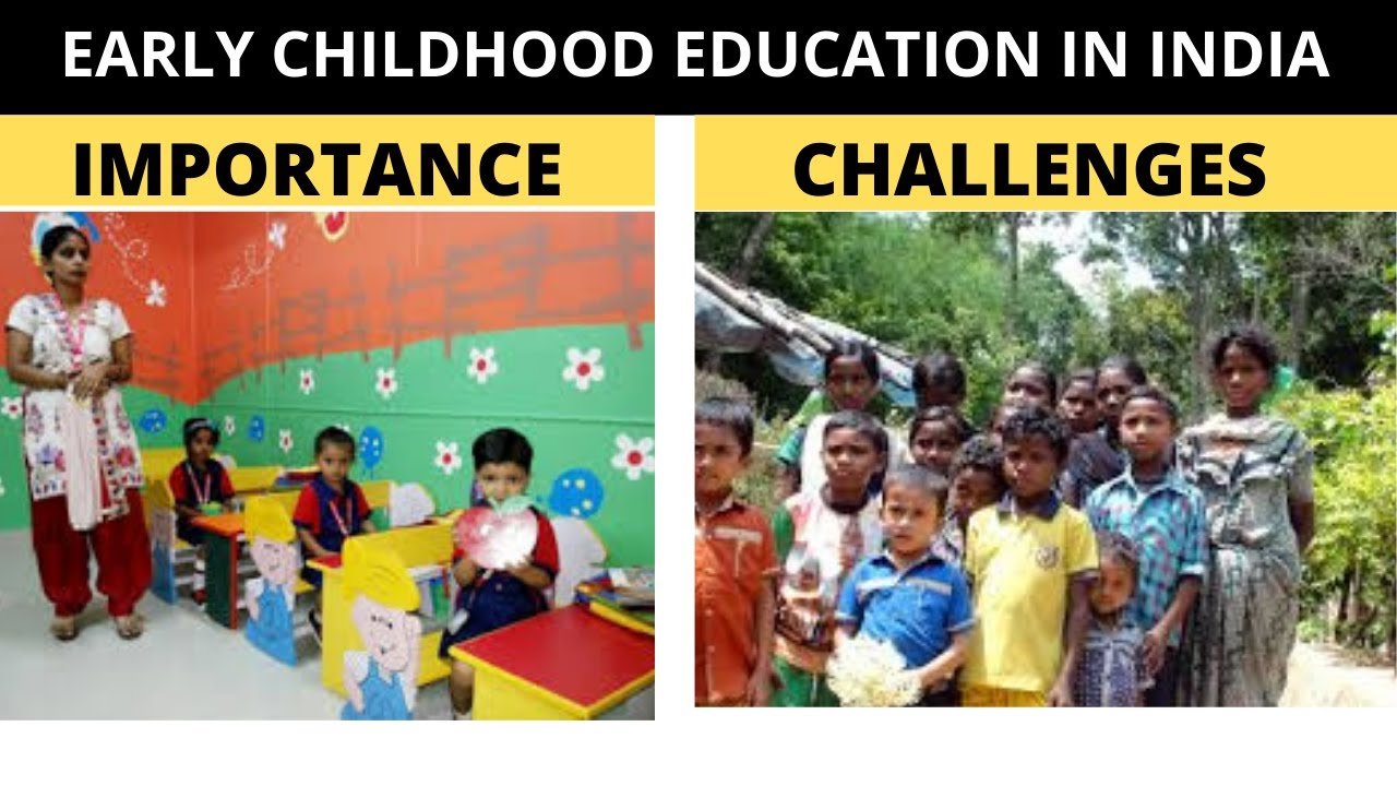 ECCE IN INDIA   Early Childhood Care And Education   IN HINDI - YouTube