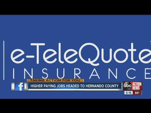 More jobs coming to Hernando County