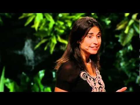 Julia Bacha: Pay attention to nonviolence