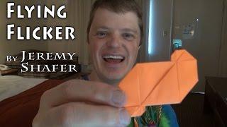 Flying Flicker (for right-handed flickers)