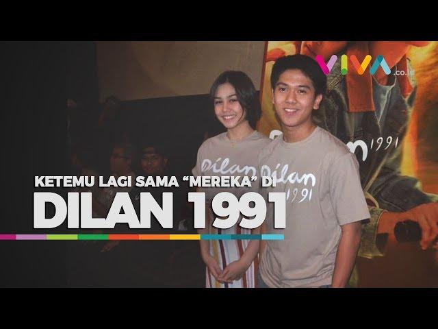 JANGAN NGIRI! Ketemu Sama Iqbaal & Vanesha di Peluncuran Trailer Dilan 1991!!