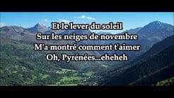 Le berger d'Aure (Sur les sentiers du Moudang) - Joueurs J.S.Riscloise [Avec paroles]