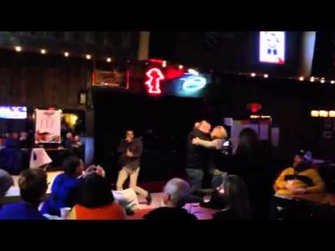 Brent D Jackson Hole karaoke Stray Cat Strut