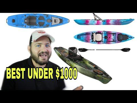 Repeat Budget Pedal Kayak vs Premium - Pelican Catch 130 Hydryve Vs