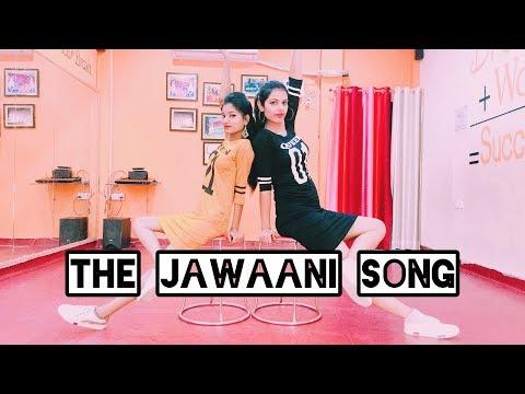 The Jawaani Song | Student Of The Year 2 | Tiger Shroff | Shalu Tyagi Dance.