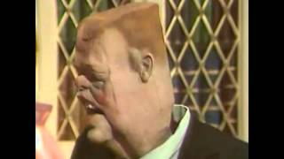 Spitting Image- The full presidents brain is missing Ep.1
