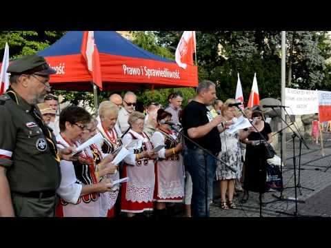 Patriotyczny Szczecin: Pieśń - Wiernie iść - piosenka 5 Wileńskiej Brygady AK