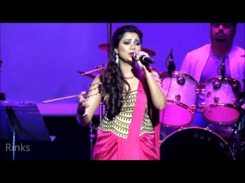 Shreya Ghosal Live Concert - Hasi Ban Gaye