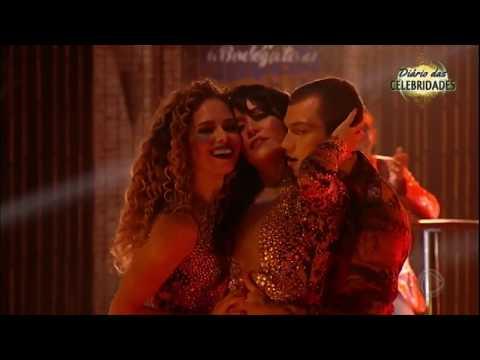 Hoje Em Dia Mostra Os Bastidores Da última Eliminação Antes Da Semifinal Do Dancing Brasil