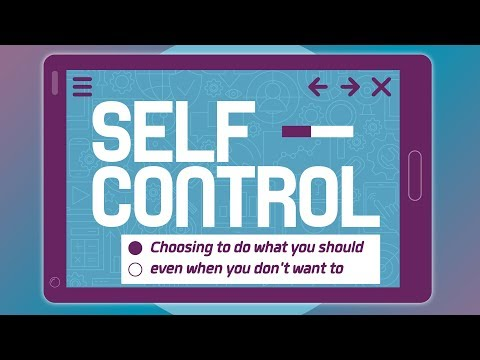 Self Control - Full Character Education Video