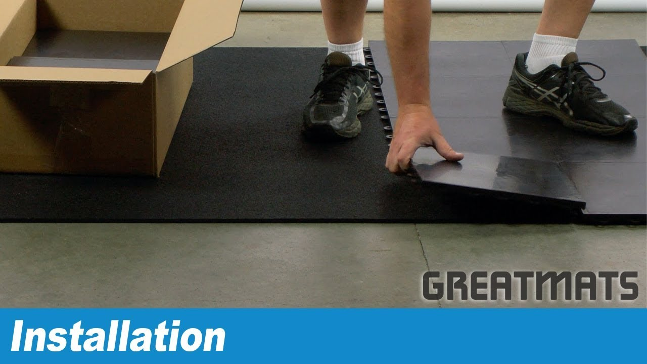 How to Install Pro Subfloor Dance Studio Elite - Cushioned Dance