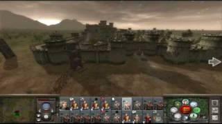 Medieval II Total War Gameplay (PC)