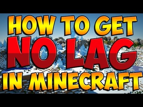 Minecraft | How to Reduce Lag in Minecraft!