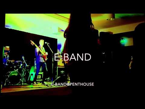 E-band live@Penthouse Party in Helsinki