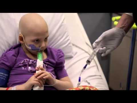 Amazing Story 6 Year Old Dying Cancer Patient Injected ...