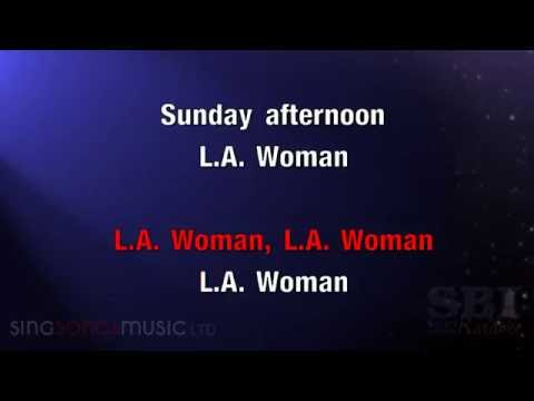 The Doors - L.A. Woman Karaoke (Varel)