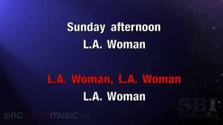 The Doors - L.A. Woman Karaoke (Varel)