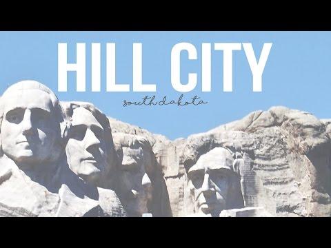 Exploring Hill City, South Dakota - a Drivin