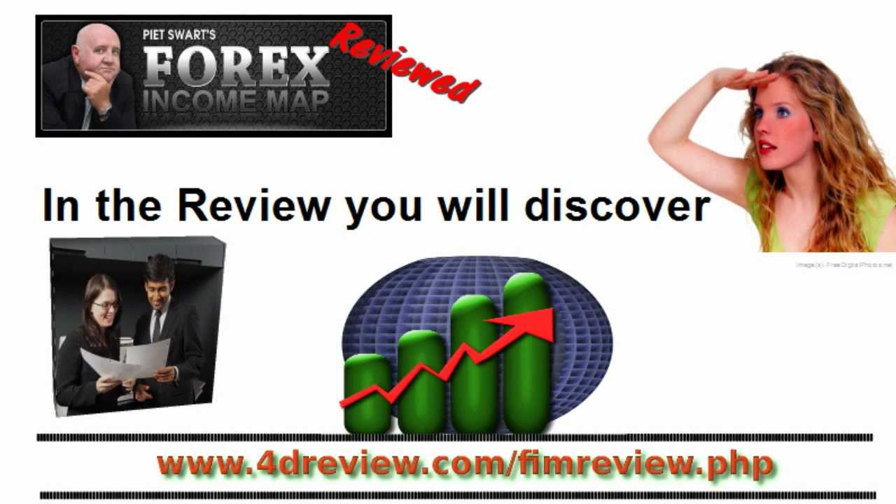 Forex income map