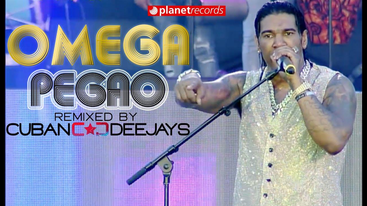 OMEGA Pegao / Me Miro Y La Mire (Cuban Deejays Official Remix) #1 TikTok Lyric Video Omega El Fuerte