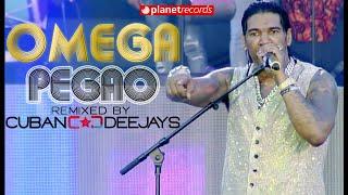 OMEGA Pegao / Me Miro Y La Mire (Cuban Deejays Official Remix) #1TikTok Lyric Video, Omega El Fuerte