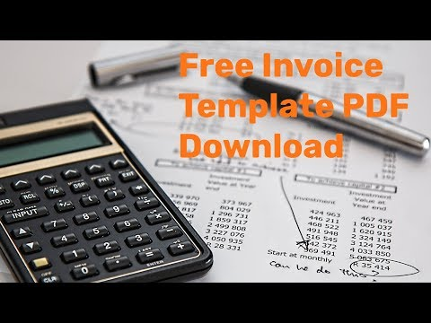 Sample Free Printable Invoice Templates To  Generate Invoice Online And Download Free