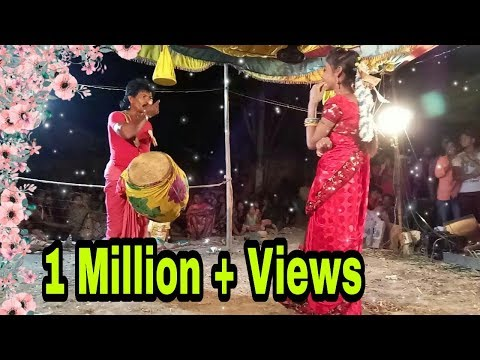 Desi Baja & Desi girl dance part - 3 || Sambalpuri dance Danda nacha 2018 HD video || DSA Budhipadar