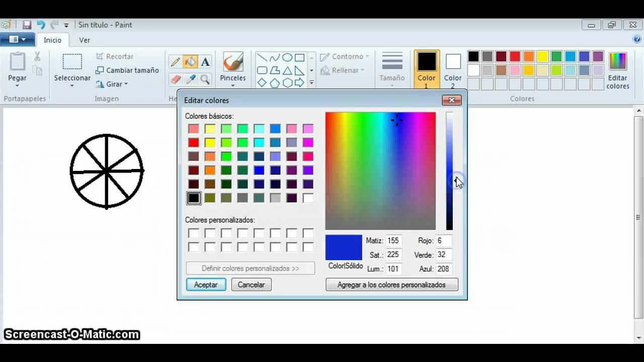truco de paint dibujar en 3D  YouTube