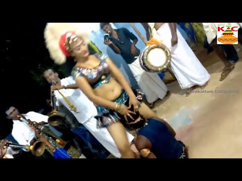 Latest Tamil Nadu Village Kaliyanvilai kovil kodai Festival Midnight Karakattam Dance 2017 Full HD