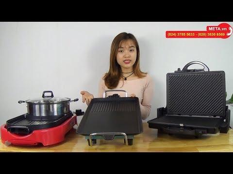 Cách Chọn Mua Bếp Nướng điện Tốt Nhất